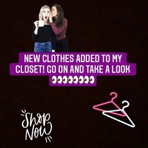 NEW CLOTHES ADDED